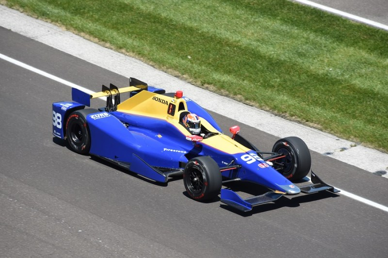 2016 CAR 98 INDY DAY 4