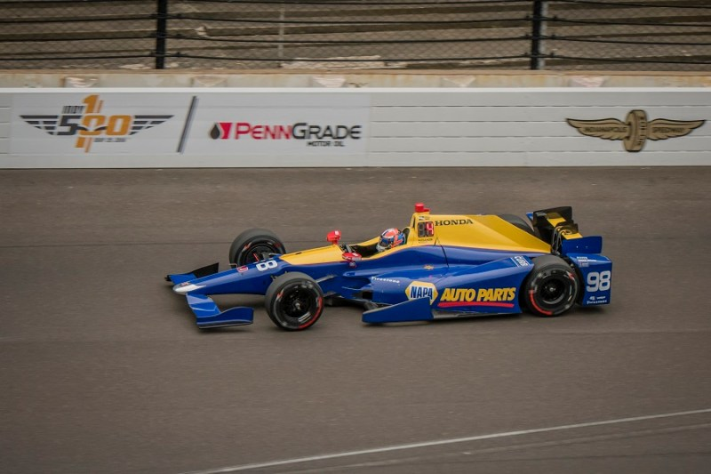 2016 CAR 98 INDY DAY 5