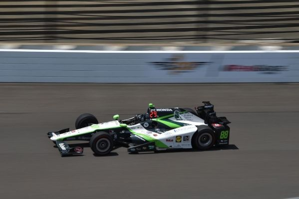 2016 CAR 88 INDY DAY 3