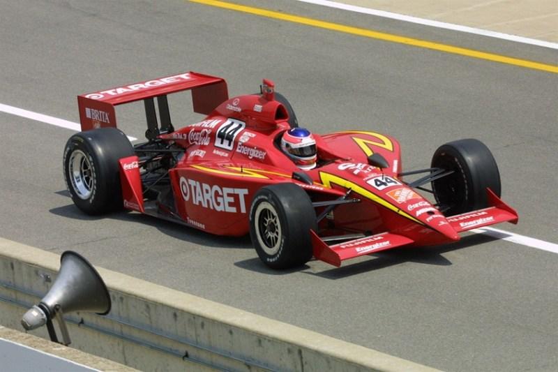 2001 car 44
