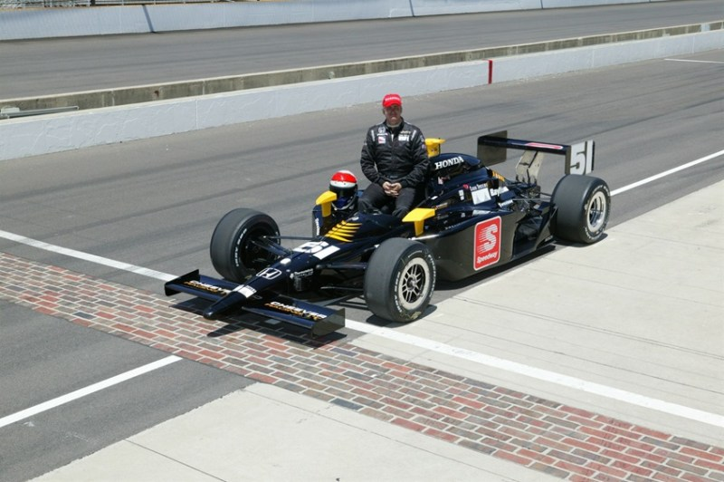 2006 Paint Schemes - 2006 CAR 51 INDY 500