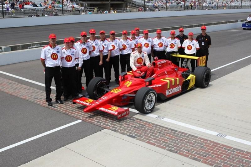 Indy500 2008 - No. 02