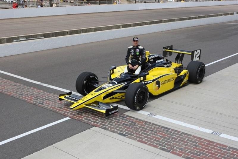Indy500 2008 - No. 12