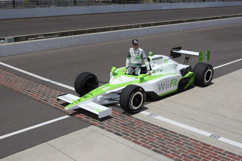 Indy500 2008 - No. 16