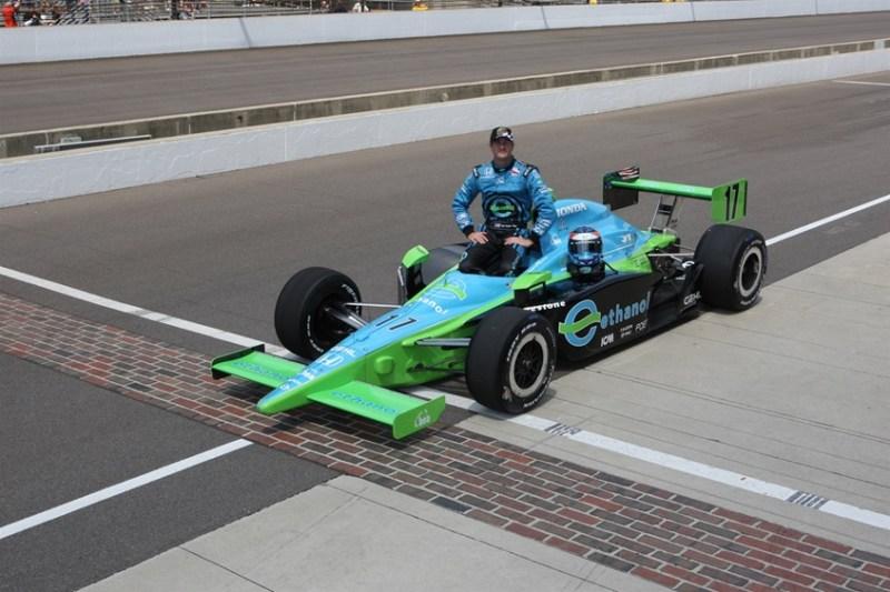 Indy500 2008 - No. 17