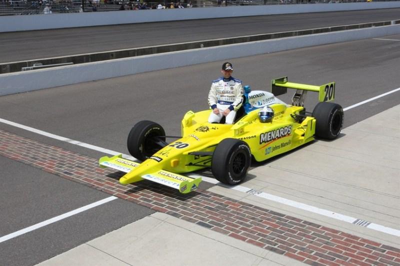 Indy500 2008 - No. 20