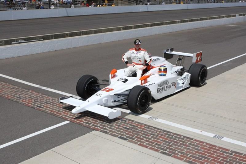Indy500 2008 - No. 22