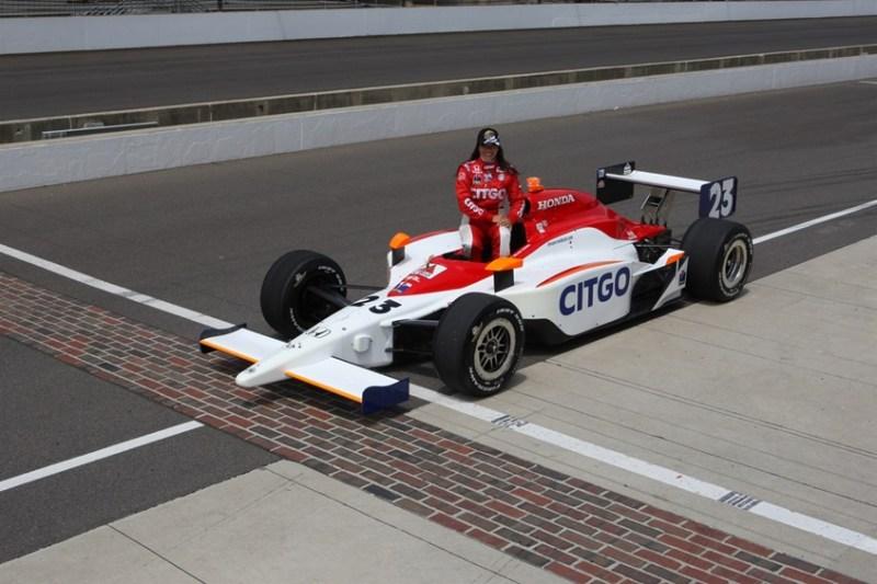 Indy500 2008 - No. 23