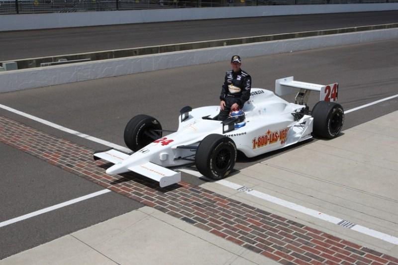 Indy500 2008 - No. 24