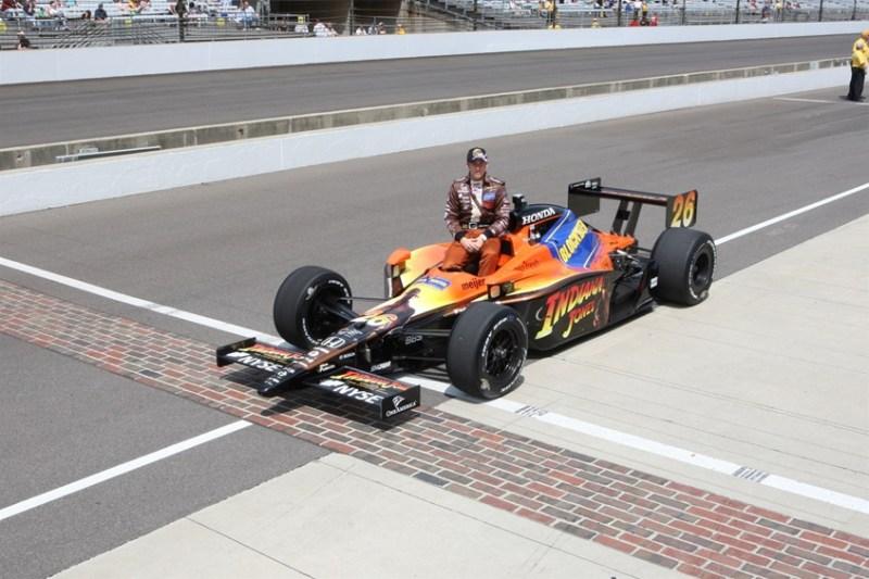 Indy500 2008 - No. 26