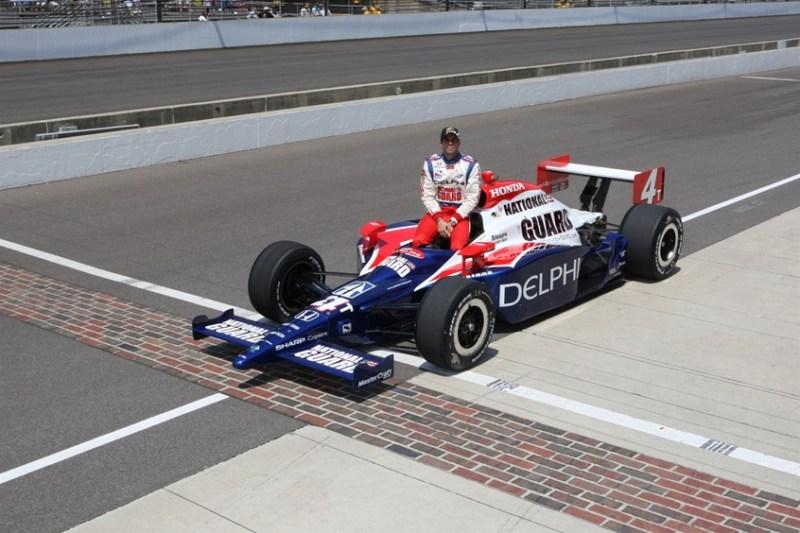 Indy500 2008 - No. 4