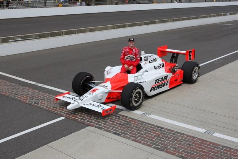 Indy500 2008 - No. 6