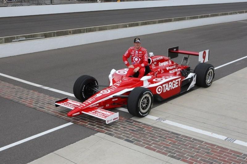 Indy500 2008 - No. 9