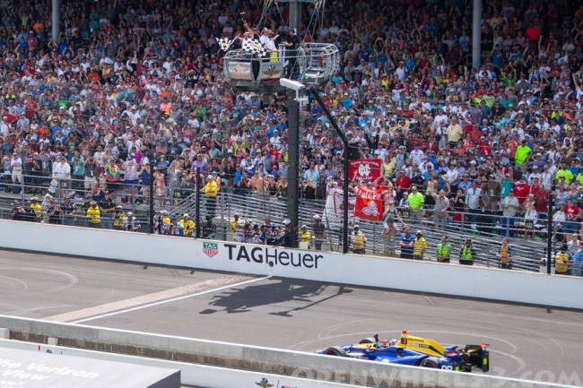 Preview - 2017 Indianapolis 500 Mile Race - INDY500 2016 16