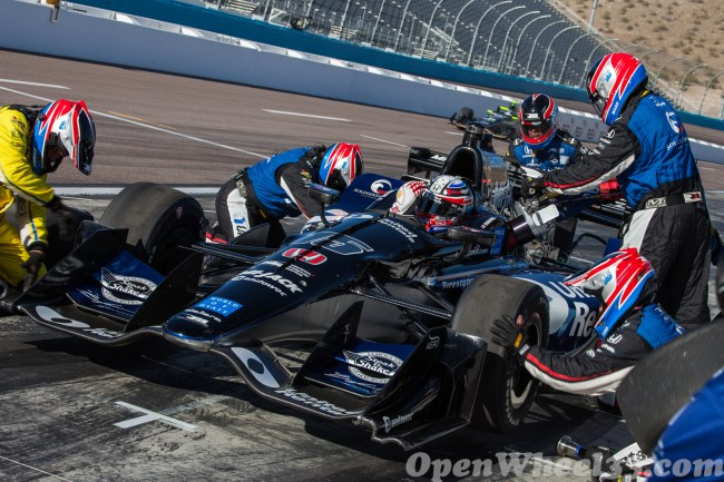 2017 Verizon IndyCar Series Driver Car Quiz - 2017 PHOENIX 5