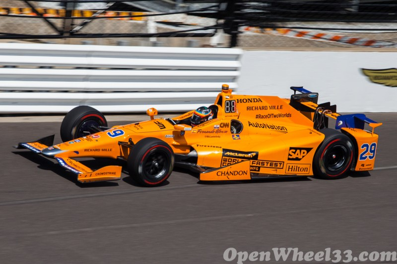 Liveries of the 101st Running of the Indianapolis 500 Mile Race - 2017 INDY500 CD No. 29