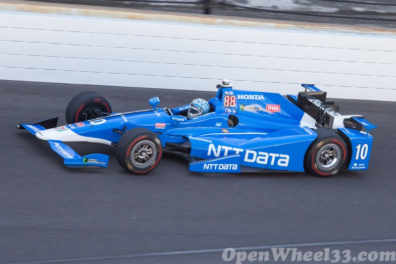 Liveries of the 101st Running of the Indianapolis 500 Mile Race - 2017 INDY500 P2 No. 10