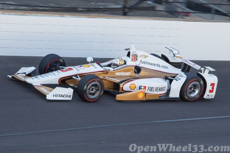 Liveries of the 101st Running of the Indianapolis 500 Mile Race - 2017 INDY500 P2 No. 3