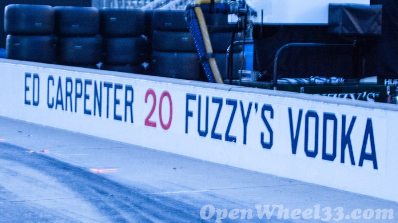 Pit Walls of the 101st Running of the Indianapolis 500 Mile Race - 2017 INDY500 PW No. 20