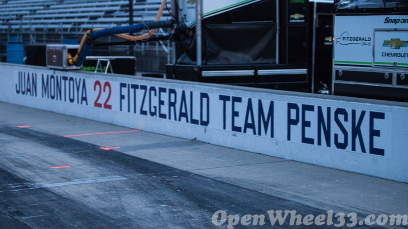Pit Walls of the 101st Running of the Indianapolis 500 Mile Race - 2017 INDY500 PW No. 22