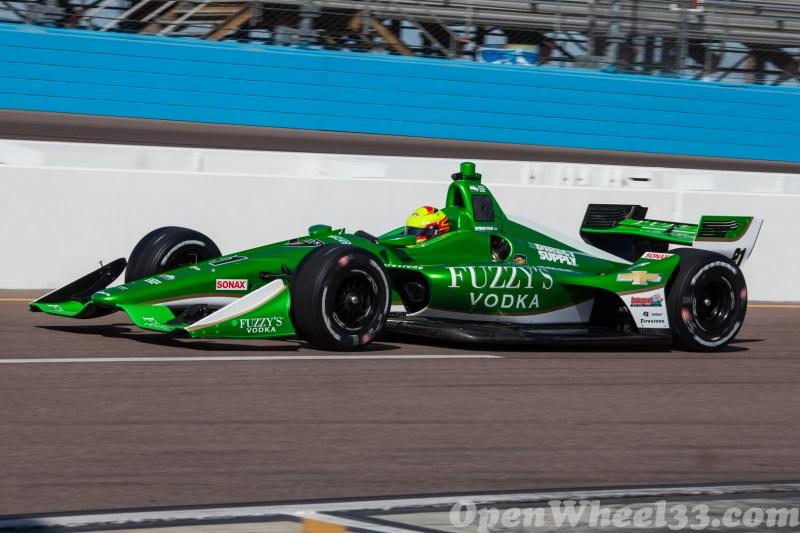 "2018 Verizon IndyCar Series ""Prix View"" Phoenix Test Liveries - 2018 Phoenix Test No. 21"