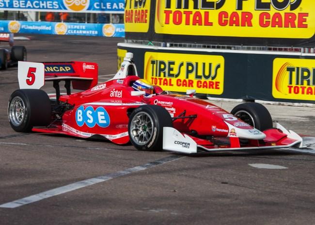 Driver/Car Quiz - 2018 Indy Lights Liveries - 2018 ST PETE LIGHTS No. 5