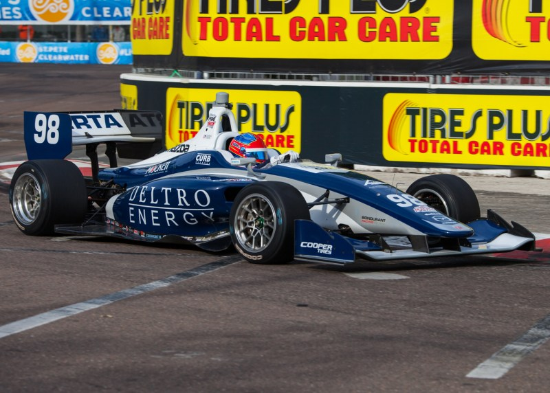 2018 INDY LIGHTS LIVERIES ANDRETTI STEINBRENNER RACING #98 - 2018 ST PETE LIGHTS No. 98