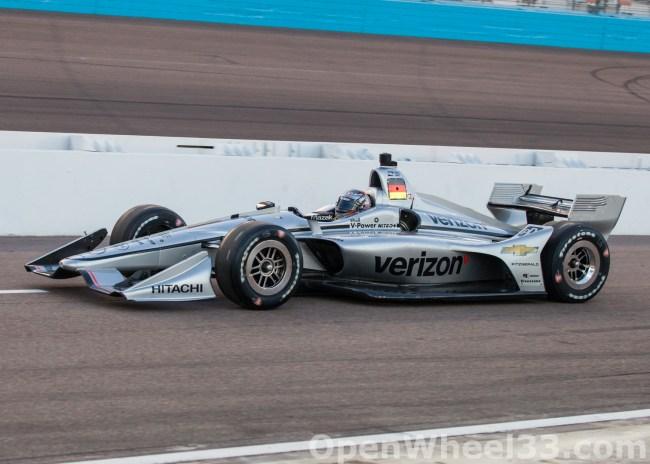 2018 Verizon IndyCar Series Driver Car Quiz - 2018 PHOENIX No. 1
