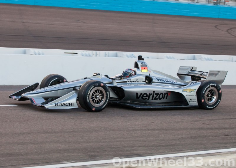 2018 Verizon IndyCar Series Desert Diamond West Valley Phoenix GP Liveries - 2018 PHOENIX No. 1