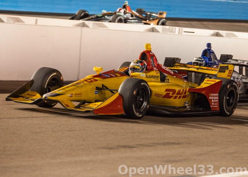 2018 Verizon IndyCar Series Desert Diamond West Valley Phoenix GP Liveries - 2018 PHOENIX No. 28