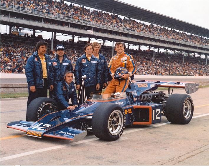 1973 Paint Schemes - 1973 CAR 12