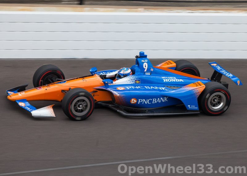Liveries of the 102nd Running of the Indianapolis 500 Mile Race - 2018 INDY 500 P3 No. 9