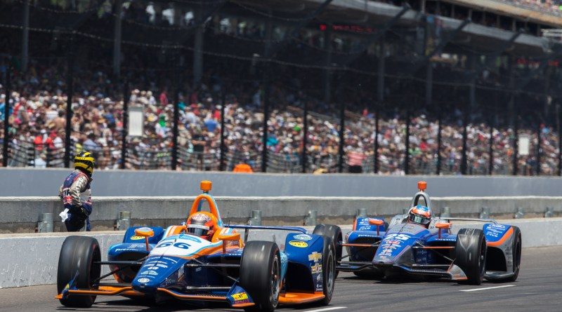 2018 INDY 500 RD 20