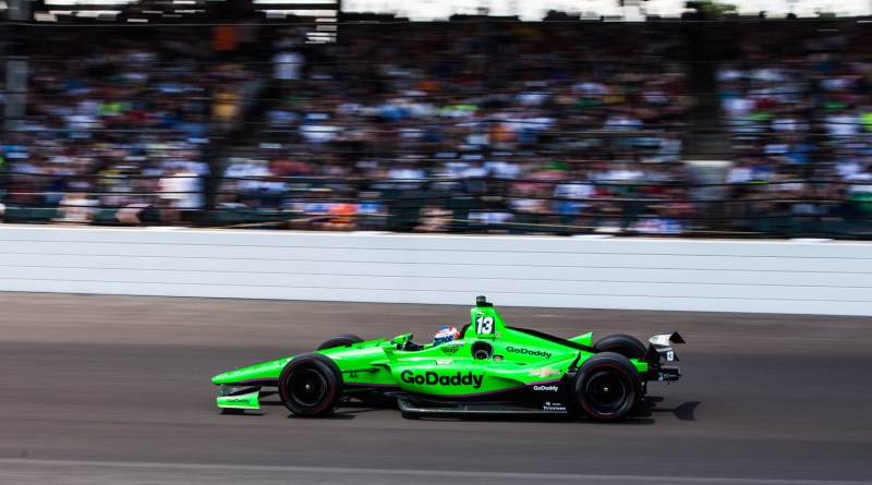 2018 INDY 500 RD 23