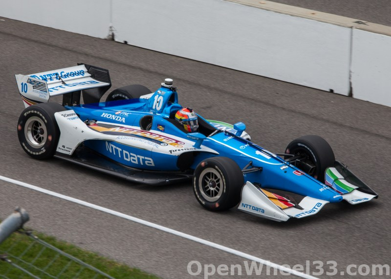 2018 Verizon IndyCar Series INDYCAR Grand Prix Liveries - 2018 INDYGP No. 10