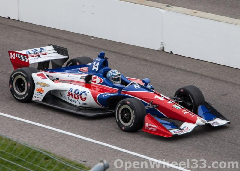 2018 Verizon IndyCar Series INDYCAR Grand Prix Liveries - 2018 INDYGP No. 14