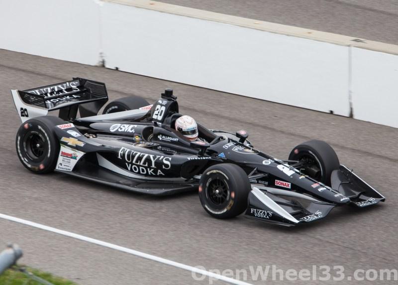 2018 Verizon IndyCar Series INDYCAR Grand Prix Liveries - 2018 INDYGP No. 20
