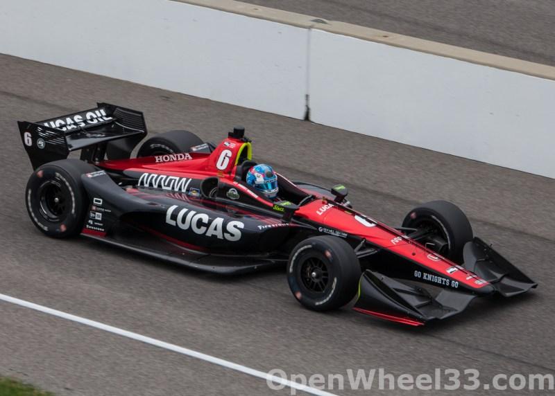2018 Verizon IndyCar Series INDYCAR Grand Prix Liveries - 2018 INDYGP No. 6