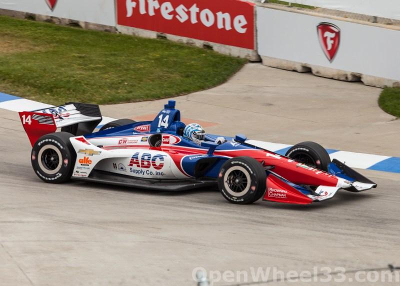 2018 Verizon IndyCar Series Chevrolet Detroit Grand Prix Liveries - 2018 DETROIT GP No. 14