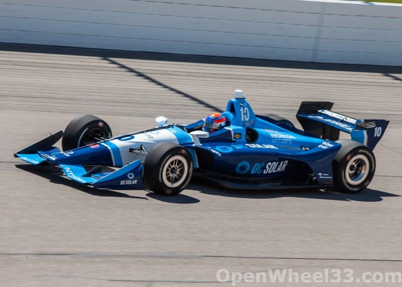2018 Verizon IndyCar Series Iowa Corn 300 Liveries - 2018 IOWA No. 10