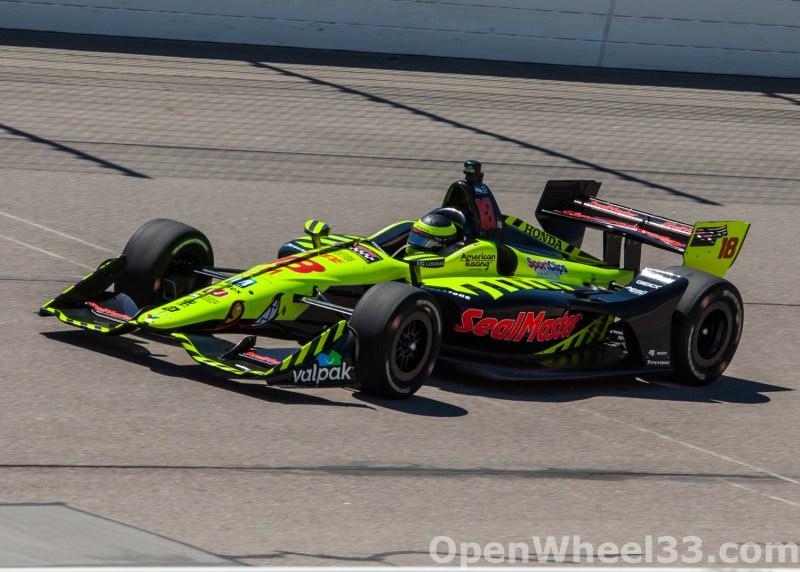 2018 Verizon IndyCar Series Iowa Corn 300 Liveries - 2018 IOWA No. 18