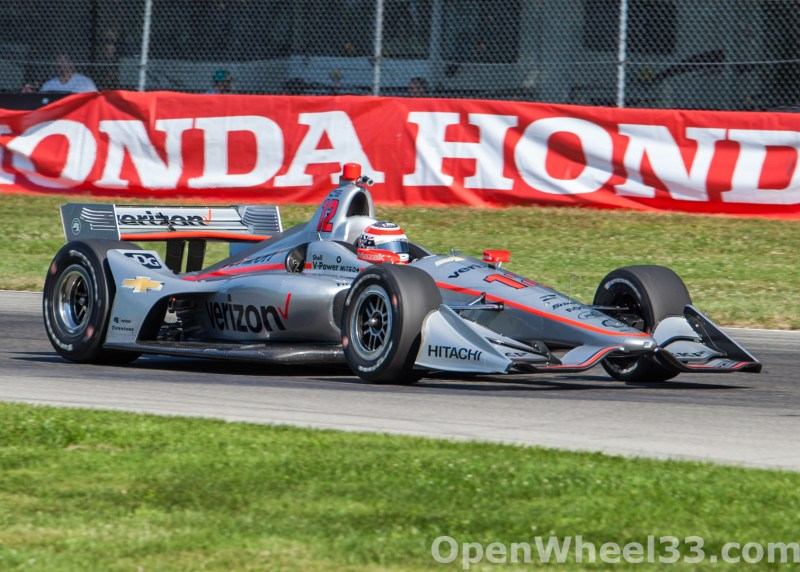 2018 Verizon IndyCar Series Honda Indy 200 at Mid-Ohio Liveries - 2018 MIDOHIO No. 12