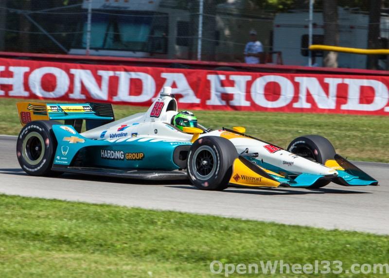 2018 Verizon IndyCar Series Honda Indy 200 at Mid-Ohio Liveries - 2018 MIDOHIO No. 88