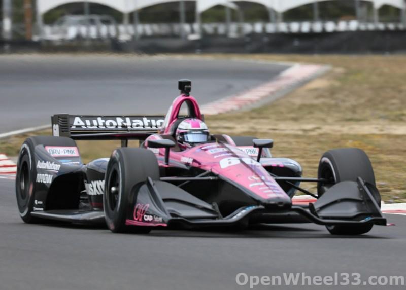 2018 Verizon IndyCar Series Grand Prix of Portland Liveries - 2018 PORTLAND No. 60