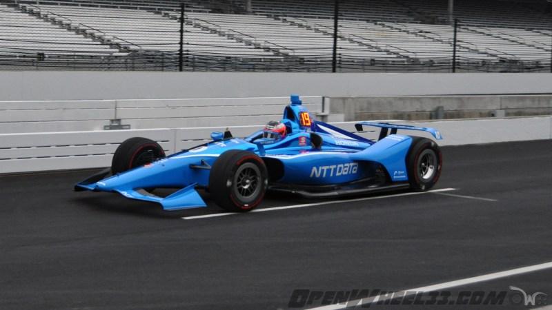 Liveries - 2019 NTT IndyCar Series IMS Open Test - 2019 INDYCAR LIVERIES INDY TEST INDYCAR CAR No. 10