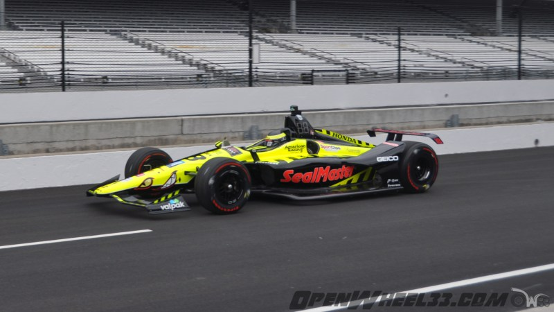 Liveries - 2019 NTT IndyCar Series IMS Open Test - 2019 INDYCAR LIVERIES INDY TEST INDYCAR CAR No. 18