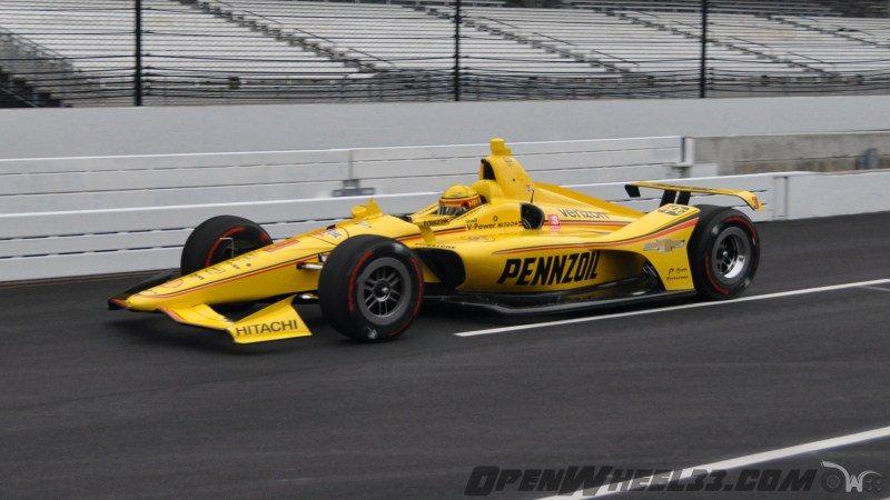 Liveries - 2019 NTT IndyCar Series IMS Open Test - 2019 INDYCAR LIVERIES INDY TEST INDYCAR CAR No. 3
