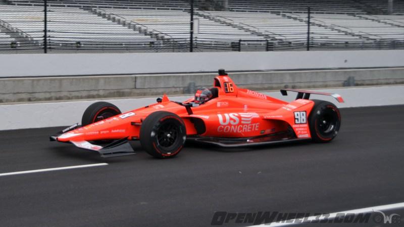 Liveries - 2019 NTT IndyCar Series IMS Open Test - 2019 INDYCAR LIVERIES INDY TEST INDYCAR CAR No. 98