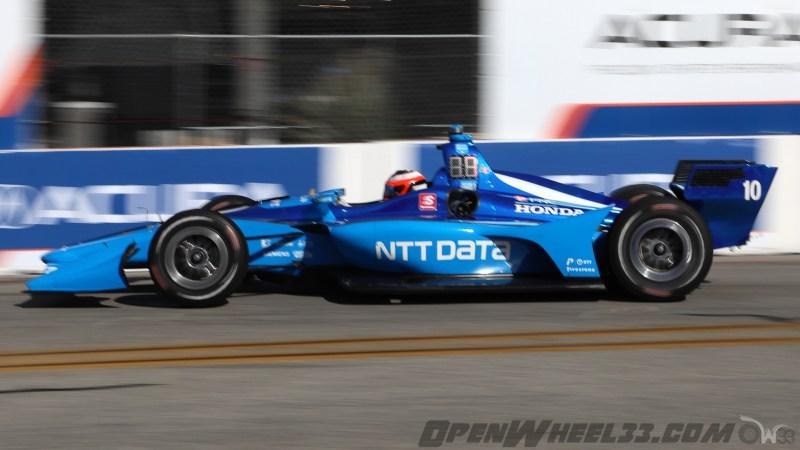 Liveries - 2019 NTT IndyCar Series Acura GP of Long Beach - 2019 INDYCAR LIVERIES LONG BEACH INDYCAR CAR No. 10