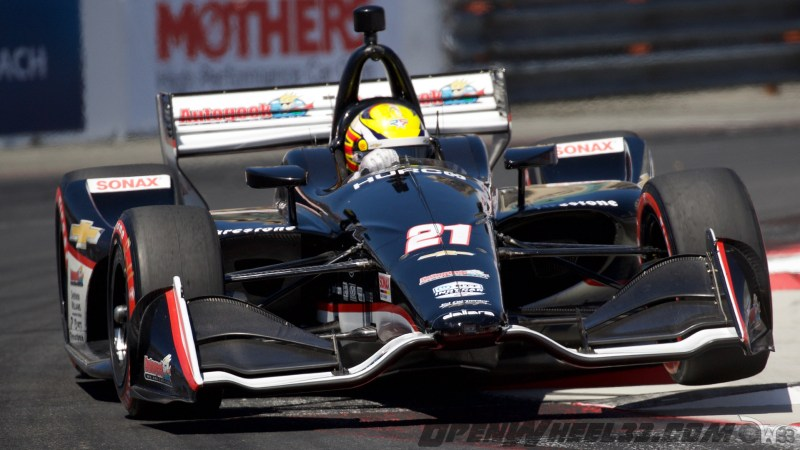 Liveries - 2019 NTT IndyCar Series Acura GP of Long Beach - 2019 INDYCAR LIVERIES LONG BEACH INDYCAR CAR No. 21